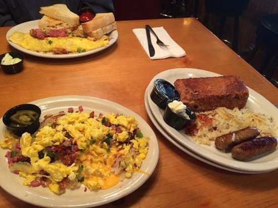 Newt's North : Best Breakfast Around, Feb.5, 2016