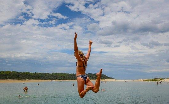 Shoalhaven, Australien: Lake Conjola