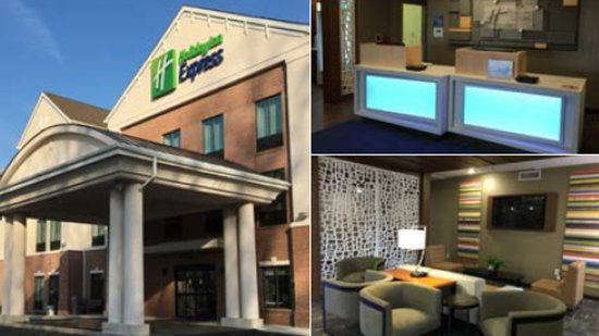 Holiday Inn Express Bordentown - Trenton South