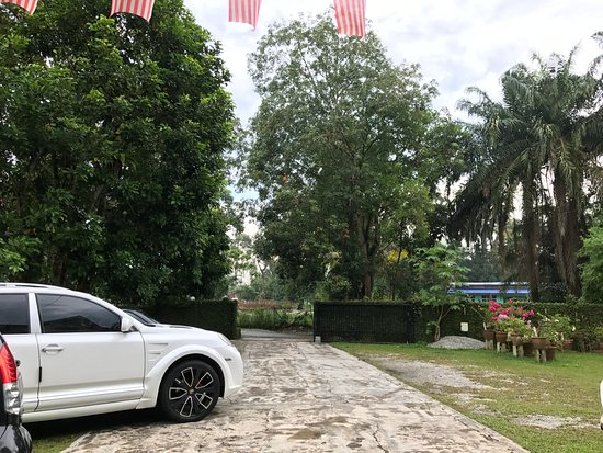 Kulim, Malaysia: View from porch
