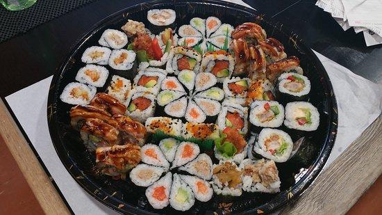 Buderim, Avustralya: Hikaru Fusion Asian Food
