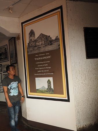 Commemorative poster - Picture of Daraga, Bicol Region - TripAdvisor