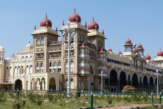 Mysore Maharajahs Palace Amba Vilas