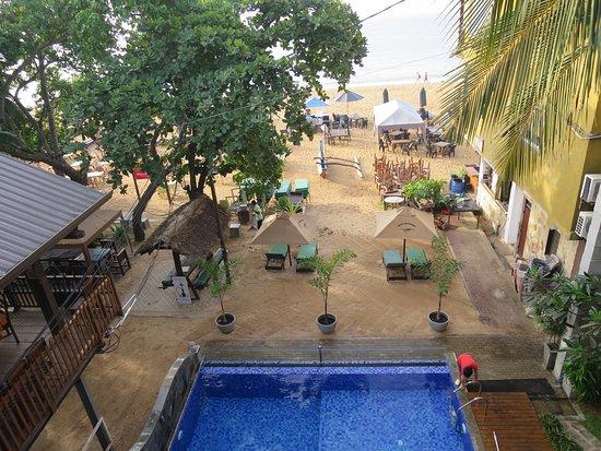 塔塔鲁加酒店&海滩餐厅照片