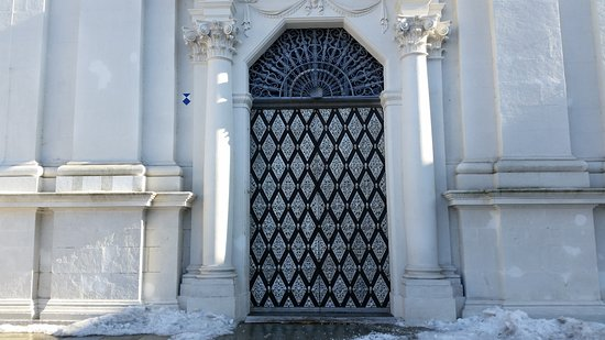 St. Stephen's Cathedral : stylish entrance doors