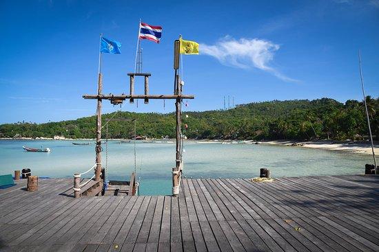 Ko Tao Resort: ท่าเรือโฉลก (เกาะเต่ารีสอร์ท)