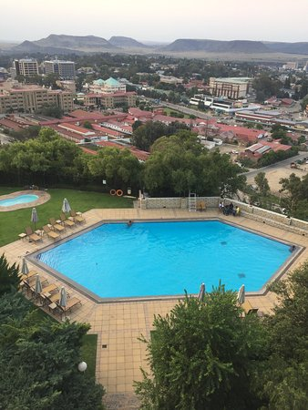 Easily one of the best hotels in Lesotho