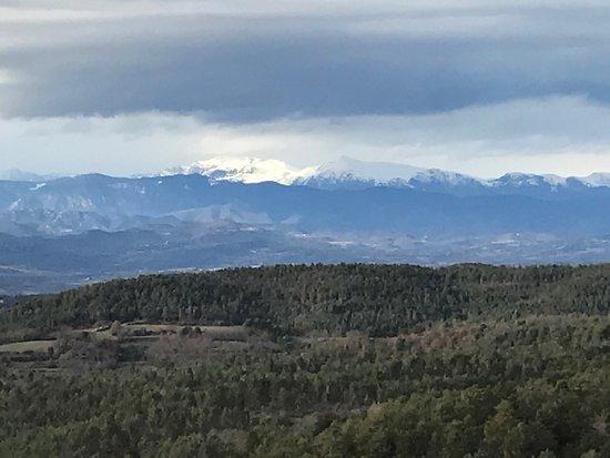 Muntanyola, Spania: Espectacular mas postius