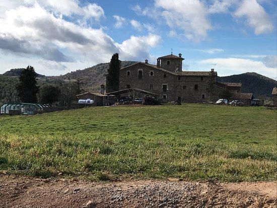 Muntanyola, สเปน: Espectacular mas postius