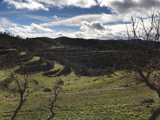 Muntanyola, Spanje: Espectacular mas postius