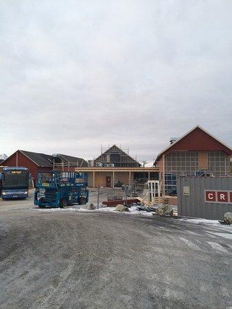 Соммарой, Норвегия: Sommaroy Arctic Hotel Tromso