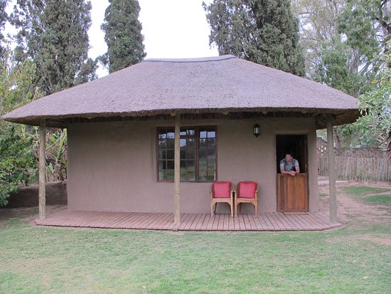 Addo, South Africa: our personal lodge