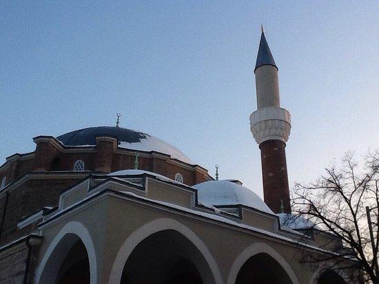 Central Sofia Synagogue (Tsentralna Sofiiska Sinagoga): Particolari esterno