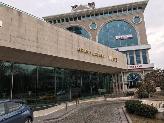Grand Ankara Hotel Convention Center: photo4.jpg