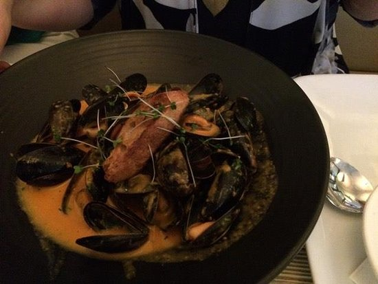 Nautilus: mussels for starters