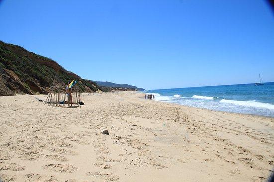 Arbus, Italy: Spiaggia Le Dune di Piscinas