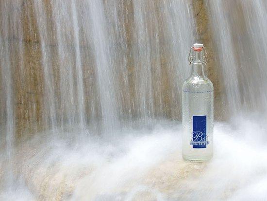 Läufelfingen, สวิตเซอร์แลนด์: Gesundes Ramsacher Quellwasser