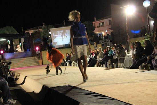 Arbus, Ιταλία: Fashion Show in Torre dei Corsari