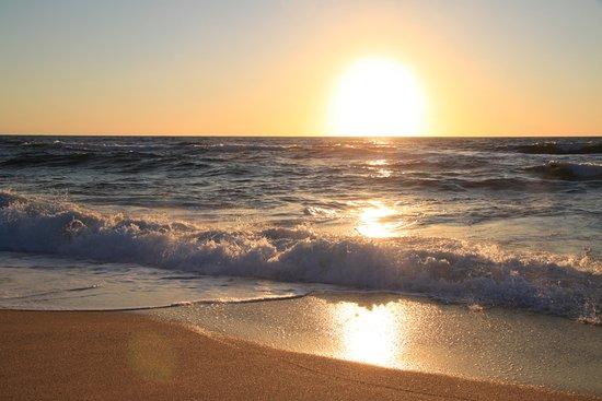 Arbus, Ιταλία: Sonnenuntergang Torre dei Corsari Beach