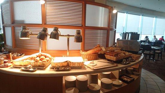 Hilton Tokyo Narita Airport Hotel: 朝食