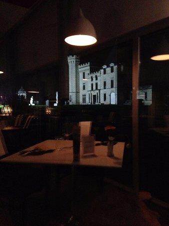 Lormont, Francja: vistas durante la cena