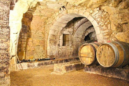 Le Puy-Notre-Dame, France: Cave Troglodyte