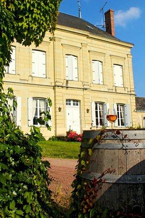 Le Puy-Notre-Dame, France: Maison du XIXème