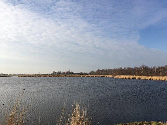Grootschermer, Nederländerna: Schitterend polderlandschap