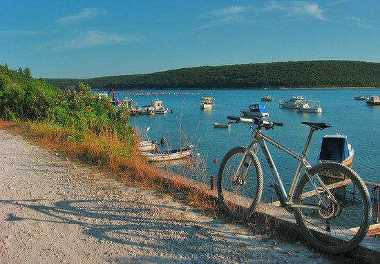 Liznjan, Croatia: bike trails