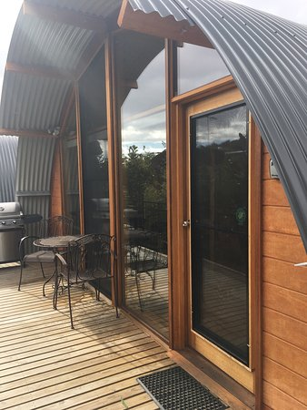 43 Degrees Bruny Island: Beachside spa suite