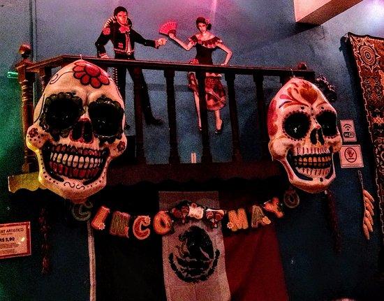 El Mariachi Cantina Mexicana: A feisty environment