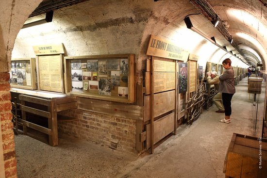 Musee Somme 1916