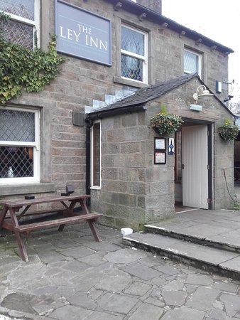 Clayton le Woods, UK: Ley Inn Entrance