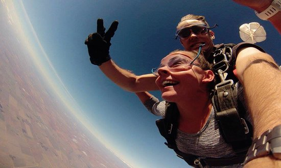 Adelaide Tandem Skydiving Barossa Valley