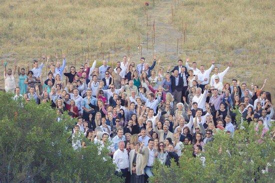 Citrusdal, جنوب أفريقيا: Fynbos Wedding