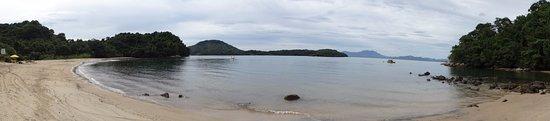 Sao Goncalinho Beach: Vista 180º graus
