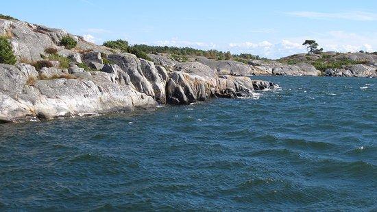 Varmdo, Suécia: Hamnen