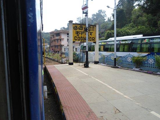 coonoor station