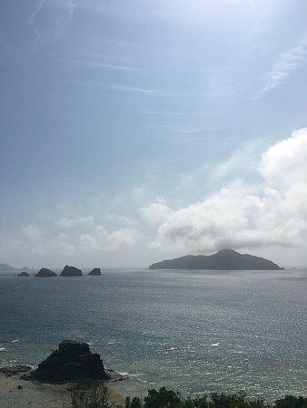 Zamami-son, Japan: South view