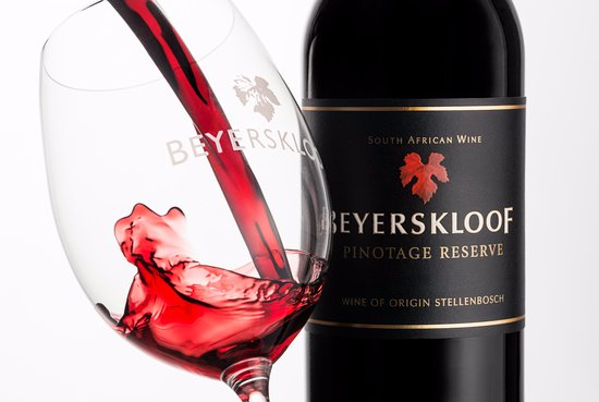 Beyerskloof Tasting Room: The Pinotage Reserve shows lovely dark berries & notable french oak aromas that lead onto the pa