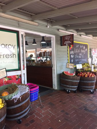 Cooroy, ออสเตรเลีย: fruit for sale
