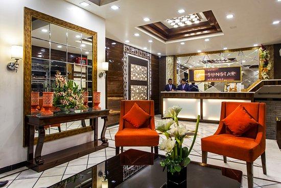Window View - Picture of Hotel Sunstar Heritage, New Delhi - Tripadvisor