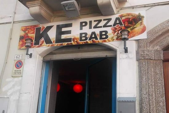 Pratola Peligna, Italië: Ke-Pizza