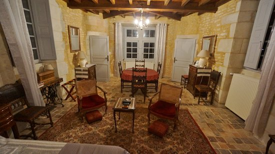 Avanton, França: chambre du donjon