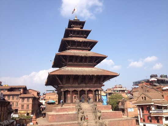 Bhaktapur, Nepal: Nyatapola
