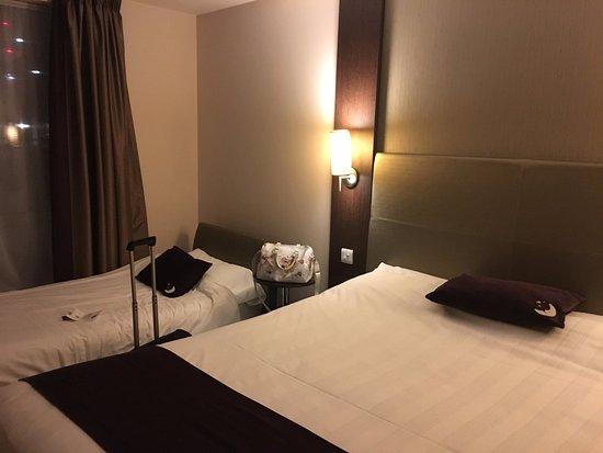 Premier Inn London Wandsworth Hotel: camera quadrupla