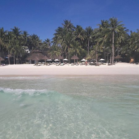 Friday's Boracay: Best Beach of Boracay at Friday's