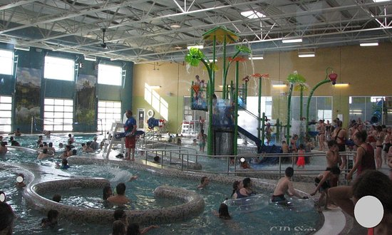 Montrose, CO: Awesome Kid pool areas