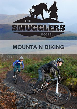Tomintoul, UK: Mountain Biking