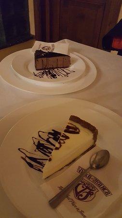 Vila Franka : Dessert
